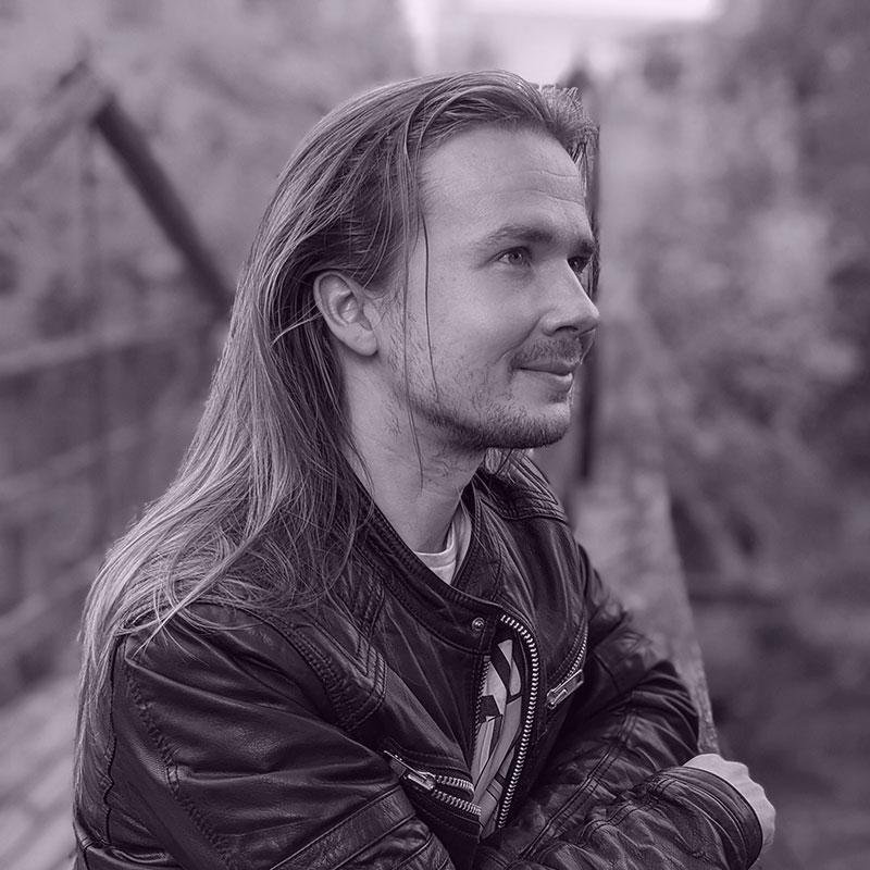 Antti Martikainen from Virtual Dawn